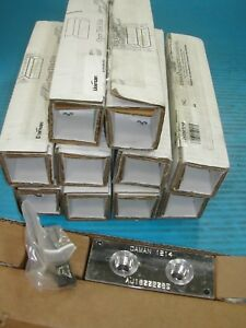 Lot Of 11 Daman Aj1800208s Aluminum Valve Manifold New In Box E6