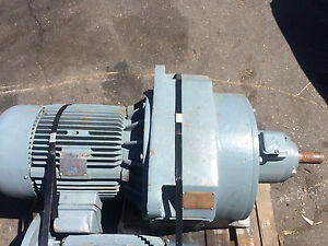 Hico Ac Motor 30hp ins Class B With Coupling