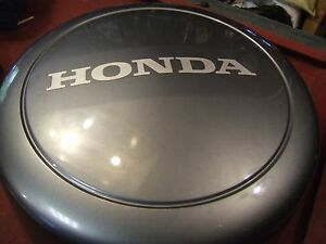 Oem Honda Genuine Crv Cr V Hard Spare Tire Cover