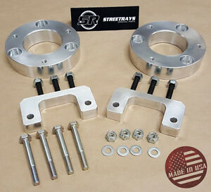 Streetrays Chevy Gmc Silverado Sierra 07 18 Front 3 5 Lift Billet Leveling Kit