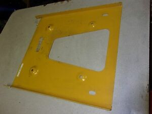 Tractor Seat Plate 4ht 350041 free Shipping