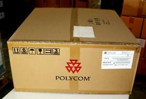 Polycom Hdx 4000 Lcd Display Base Box Video Conference System 2215 24607 202