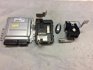 2008 Infiniti M35 Key Slot Engine Module Ecu Bcm Unit Oem 8447
