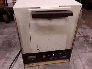 General Signal Lindberg 51744 Laboratory Box Furnace Bench top