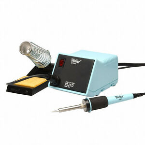 Weller Wtcptd 60 Watts 240 Volt Temperature Controlled Soldering Station