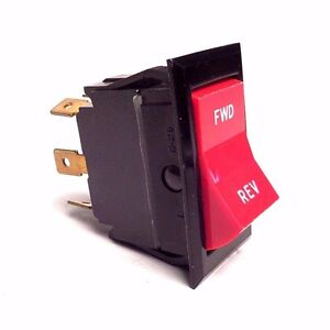 Rocker Switch For Fmc John Bean Jbc Tire Changer Machines 67587