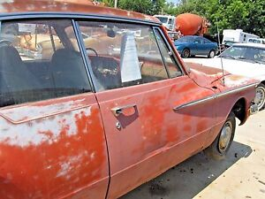 1961 1962 Plymouth Valiant 2 Door Hardtop Right Door Shell