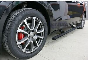 Electric Power Running Board Side Step Nerf Bar Fit Maserati Levante 2016 2017