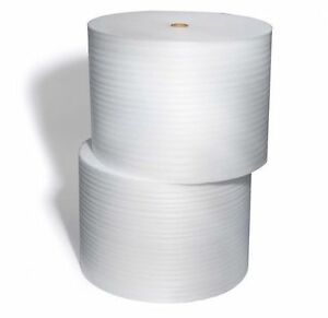Foam Wrap 12 24 70ft 2000ft Moving Shipping Packing Protect Roll 1 8 1 16