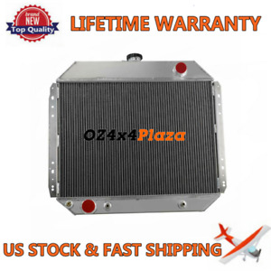 3 Core Radiator For 1968 1979 Ford Bronco Truck F100 F150 F250 F350 V8 1969 1970