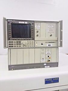 Hp 70004a Spectrum Analyzer Display With 70001a Mainframe