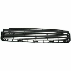 New Gm1036121 Center Bumper Cover Grille For Pontiac Vibe 2009 2010