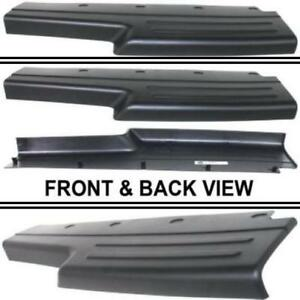 New Ch1191109 Rear Passenger Side Bumper Step Pad For Jeep Liberty 2002 2007