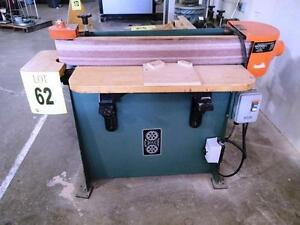 Crouch Et 40 Edge Sander woodworking Machinery
