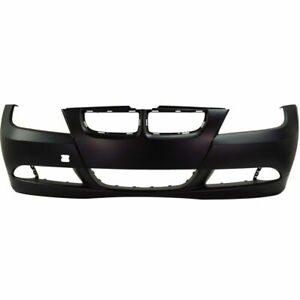 New Bm1000180 Front Bumper Cover For Bmw 330i 2006 2008
