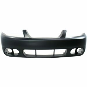 New Fo1000533 Primed Front Bumper Cover For Ford Mustang 2003 2004 Cobra Model