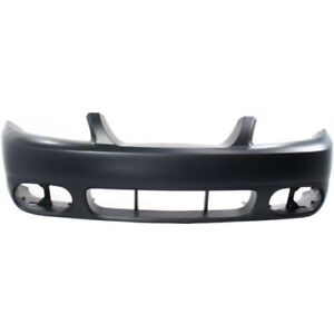 New Fo1000533c Capa Front Bumper Cover Cobra Model For Ford Mustang 2003 2004