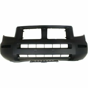 New Ho1000232 Front Bumper Cover For Honda Ridgeline 2006 2008
