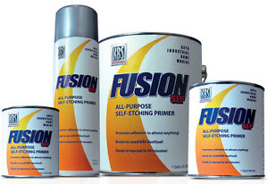 Kbs Coatings Fusion Self Etch Primer Gallon