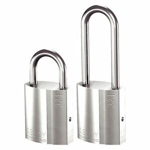 Abloy Pl321 20 kd Government Padlock 1 3 w