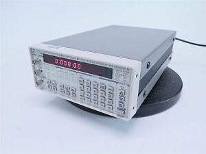 Stanford Research Systems Model Cg635 2 05 Ghz Synthesized Clock Generator