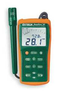 Extech Ea15 nist Thermocouple Thermometer 2 Input