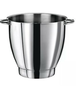 Waring Commercial Stainless Steel Stand 7 Qt Mixing Bowl With Handles