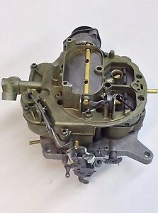 Autolite 4300 C9zf C 1 00 Bore 1969 Mustang Torino Shelby Gt 351 Engine 4 Speed