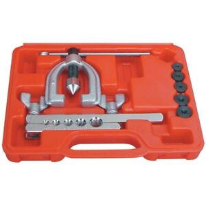 Single Double Brake Fuel Line Tubing Flaring Tool Kit Ap 7826