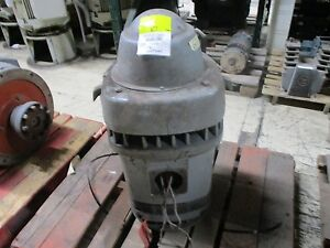 U s Electrical Motors Ac Motor 60hp 1775 Rpm Encl Dp Fr 364vp 73a 460v Used