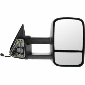 New Passenger right Side Power Heated Towing Mirror For Chevrolet gmc 1999 2002