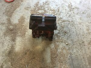 Ih Farmall M Tractor Hydraulic Pump Used 1950 M
