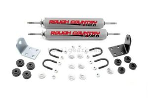 1977 79 Ford F 100 F 150 Bronco 4wd Rcx Dual Steering Stabilizer Kit 87336 20