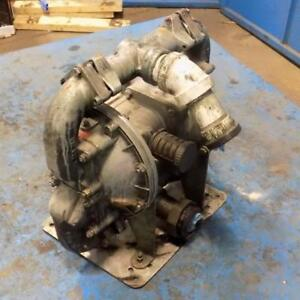 Warren Rupp Sandpiper style Diaphragm Pump No Label
