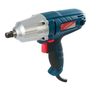 400w Impact Wrench Driver Electric Corded 4 Sockets 3 Year Warranty