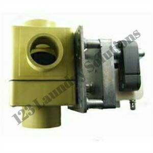 New Washer Drain Valve Mdp 115v 60 Hz For Cissell 209 00052 00