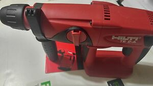 Hilti Te 2 a Hammer Drill 24 Volt Cordless Only Tool Brand New