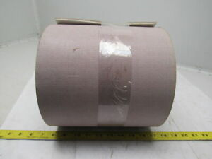 2 Ply White Cleated Conveyor Belt 9 1 4 wide X 19 Long X 0 170 Thick