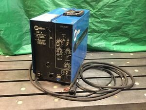 Miller 50 60hz 24v Extended Reach Wire Feeder Leads And Contol Wire