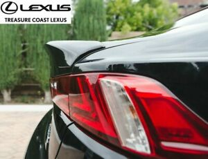 Lexus Oem Factory Rear Spoiler Is250 Is350 2014 2017