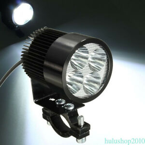 Super Bright 12v 85v Led Spot Light Head Light Lamp For Bike Car Motorcycle New