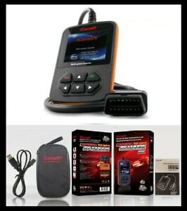 Ford Lincoln Mercury Holden Diagnostic Scanner Tool Code Reader Icarsoft I920