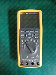 1pc Used Fluke 287 Multimeter