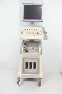 Ge General Electric Vivid Logiq P3 Ultrasound Machine Partially Tested