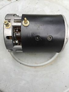 Clark Electric Forklift Cl 2323478 Steering Pump Motor