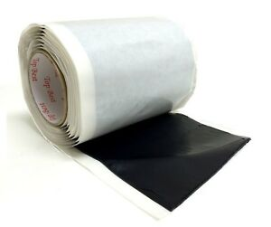 6 Pack Perfect Vision Self Adhesive 6 1 2 In X 10 Ft Insulating Mastic Seal Tape