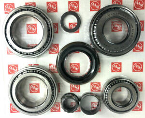 Dodge Gm 2500 3500 2011 2500 3500 11 5 Aam Rear Differential Master Bearing Kit