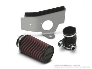 Neuspeed P flo Air Intake Kit Vw Mk V Vi 2 5l Without Maf 2009 up 65 10 80