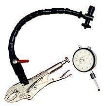Central Tools 6450 Disc Rotor Ball Joint Gauge Set