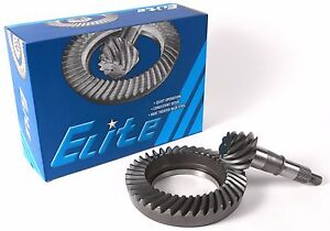 Gm 9 5 Chevy 14 Bolt Semi Float Rearend 4 56 Ring And Pinion Elite Gear Set